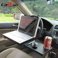 Coche Plegable portátil Soporte Del Ordenador Portátil Plegable Del Asiento de Coche/Laptop Volante/Notbook Tray Table Food/drink Holder soporte SD-1504