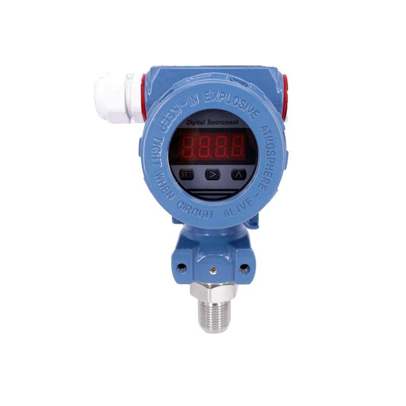 6Bar/0.6MPa Pressure Transmitter 2088Type High Precision Digital Display Transducer Diffusing Silicon Sensor for Steam Water Gas genuine oem high pressure sensor for john deere 504381065 d815