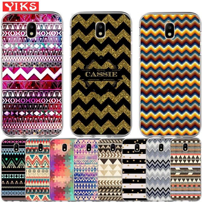 luxury striped <font><b>puzzle</b></font> For <font><b>Samsung</b></font> Galaxy J3 J5 J7 2015 2016 2017 J2 Prime G530 Cover Case Soft TPU Coque Case Capinha Etui