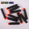10 pcs Nerf Arma apto para a maioria das Balas nerf gun Otário e Balas macias nerf balas bala cor Múltipla combinação de segurança da pistola de ar