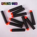 10 unids Balas de Pistola Nerf para la mayoría de pistola nerf Lechón y Soft Balas nerf balas babosa combination safty pistola de aire