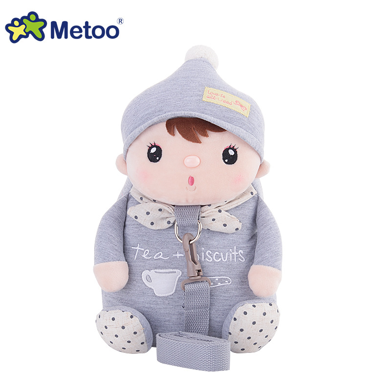 New-Arrival-Cute-Cartoon-Bags-Kids-Doll-Plush-Backpack-Toy-Children-Shoulder-Bag-for-Kindergarten-Girl-Metoo-Backpack-5