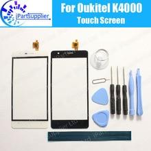 Oukitel K4000 Touch Screen Digitizerรับประกัน100% Original Digitizer TouchสำหรับOukitel K4000