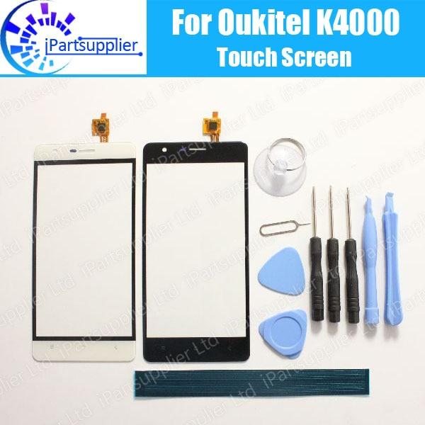 Oukitel K4000 Écran Tactile Digitizer Garantie à 100% D'origine Digitizer Verre Panneau Tactile De Remplacement Pour Oukitel K4000