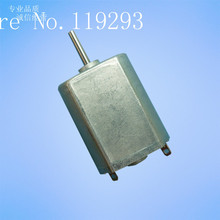 [JOY] 9V small motor FF-130SH micro-motor low speed high torque quiet and stable Factory Outlet  –20pcs/lot