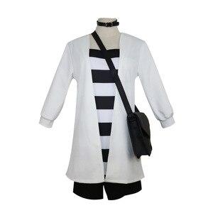 Image 3 - 6PCS Angels Of Death Rachel Gardnerคอสเพลย์เครื่องแต่งกายRachel Gardnerทุกวันแจ็คเก็ตเต็มเสื้อยืดกางเกงขาสั้นญี่ปุ่นKimono Rayกระเป๋าวิกผม