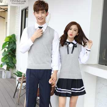 Navy Sailor Uniforms Japanese Student Suit Girls Women Cos Costumes Sailor Suit School Uniforms Clothing Navy Top Skirts D-0304 - DISCOUNT ITEM  35% OFF All Category