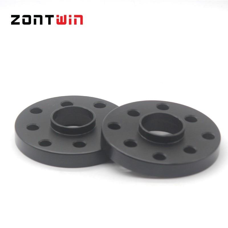Entretoise de roue 2 pièces 15mm 4x100 entretoise de roue en aluminium 59mm en alliage