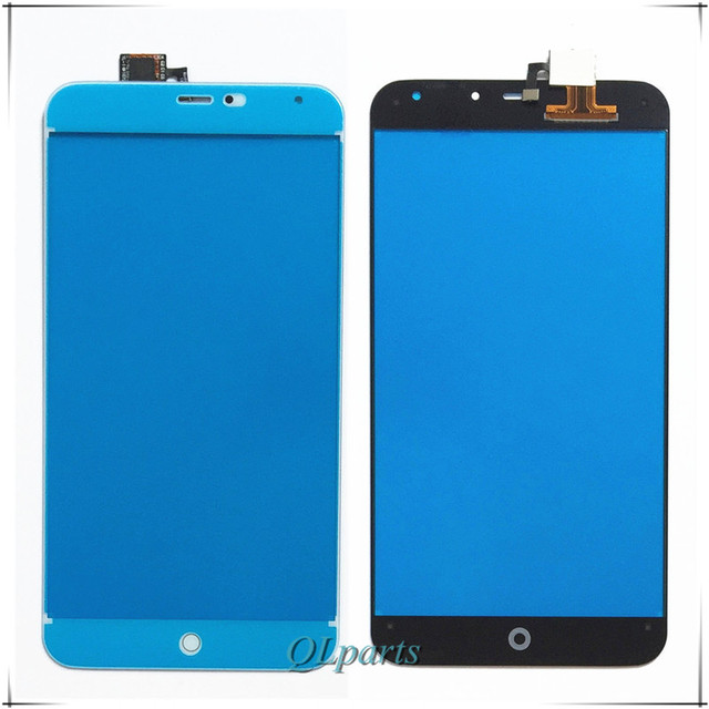 """5.5"""" Cell Phone For Meizu MX4 Touch Screen Outer Glass Front Panel Replacement For Meizu MX4 Mobile Digitizer Touchscreen Sensor"""