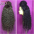7A Brazilian Full Lace Human Hair Wigs With Baby Hair Deep Curly Lace Front Wig For Black Woman Unprocessed Human Hair Lace Wigs