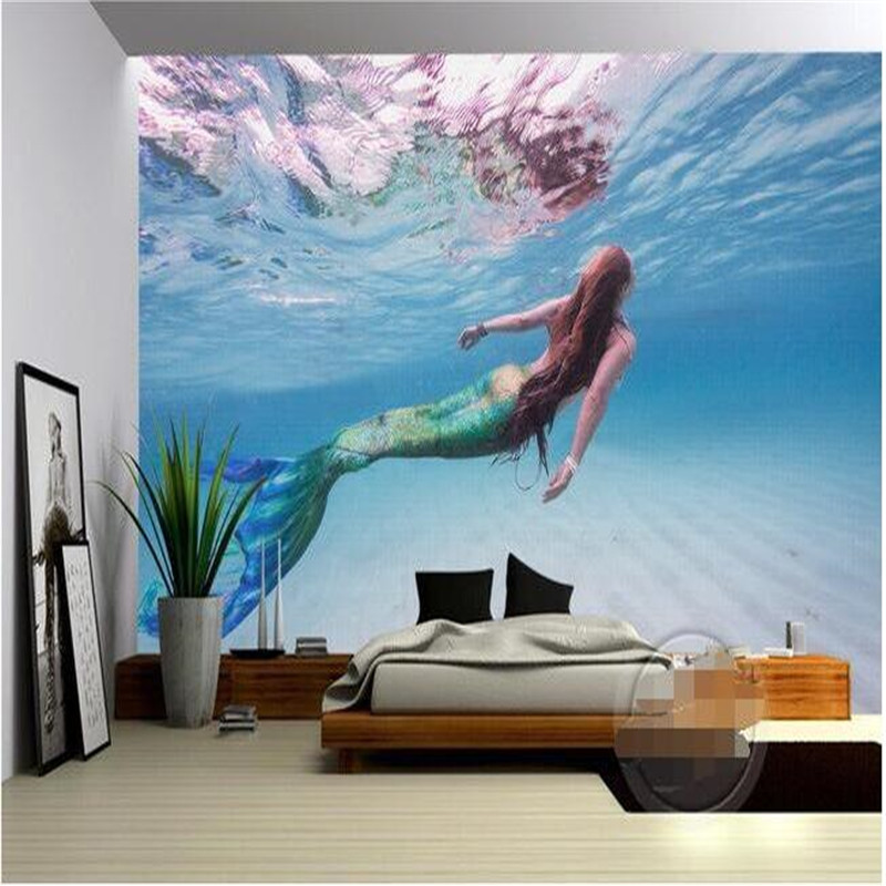 Online get cheap large wall murals for Affordable designer wallpaper