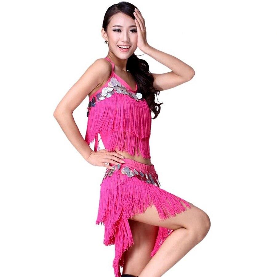 Perfecto Vestidos De Lentejuelas De Baile 2014 Fotos - Ideas de ...