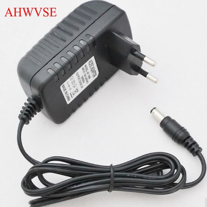 EU 12V 2A Power Supply AC 100-240V To DC Adapter Plug For CCTV Camera IP Camera Surveillance CCTV Accessories