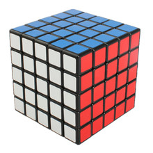 ShengShou 5x5x5 Speedcube 5-Layer Magic Cube Speed Puzzle Cubes Cube Toys Gifts For Children Kids cubo magico