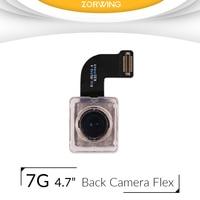 1pcs New Original Back Rear Camera For IPhone 7 7G 4 7 Inch Big Camera Module