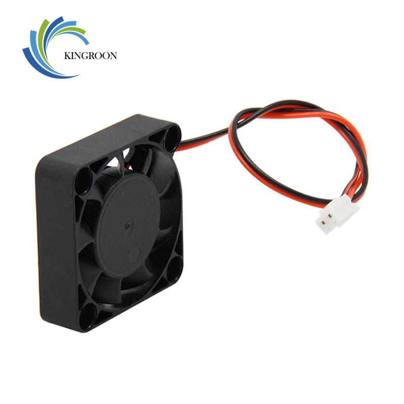 12V/24V 2 Pin Brushless Cooler Fan with Dupont Wire as 3D Printers Parts 2