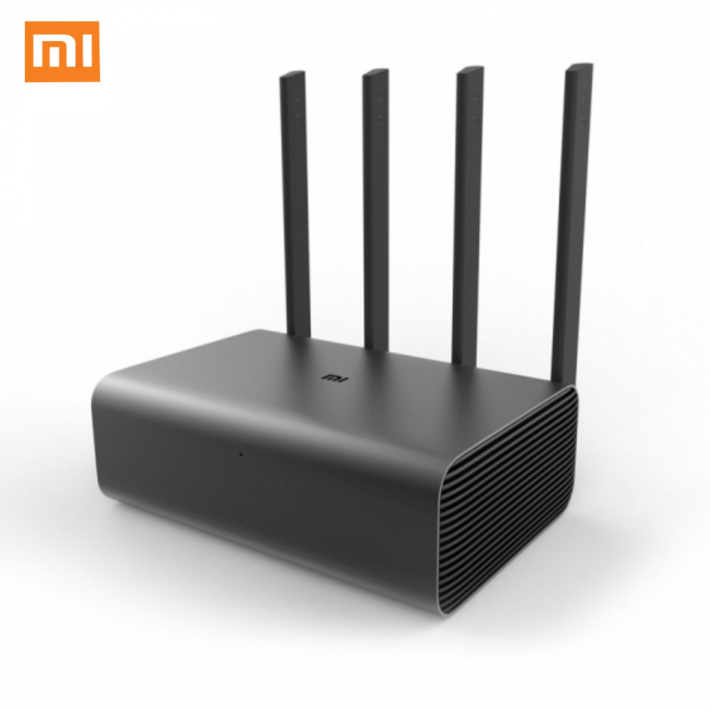 Original Xiaomi HD Router 2600Mbps 1TB HHD Smart Wireless Router HD 4 Antenna 2.4GHz + 5.0GHz WiFi Network Device APP Control