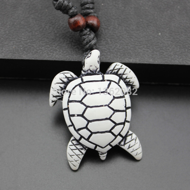 Fashion imitation yak bone carving hawaiian surfing sea turtles aeproduct aloadofball Image collections