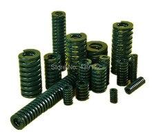 10 шт. 20 мм х 10 мм х 50 мм спираль металл штамповка компактно упаковываемый обжимка весна