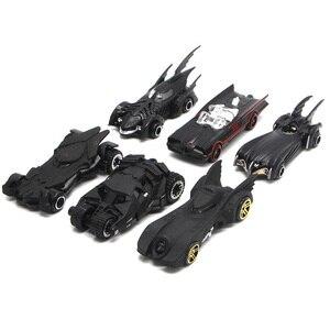 Image 5 - محاكاة 1: 64 سبيكة سيارة مجموعة العدالة الدوري باتمان Batmobile Diecasts لعبة السيارات لعبة نموذج سيارة لعب للأطفال الصغار