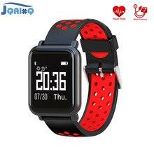New Good Watch Males Health Tracker Blood Strain Coronary heart Price Monitor Swimming Bracelet Bluetooth 50M Waterproof Clock for Girls