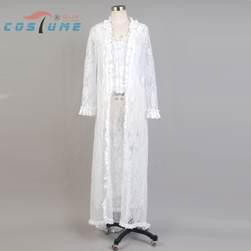 Christine Daae Dressing Gown: The Phantom Of The Opera Christine Daae Cosplay Costumes