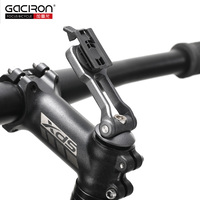 Gaciron Universal 2 in 1 Bicycle Phone Stand Bike Cycling Handlebar Case Mount Holder For iPhone 6 6s 7 plus Mobile Phone Holder