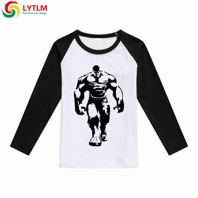 2be6d9b286 LYTLM Marvel Hulk T Shirt Children Clothing Boys 10 years Avengers Boys  Clothes White T-Shirt for Boys Tee Shirt Enfant Fille
