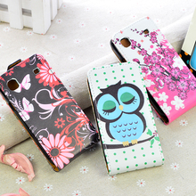 Case For Samsung GT-i9000 Vertical Flip PU Leather Cover For Galaxy S i9000 GT-i9001 Magnetic Phone Bags Cartoon Painted i9001