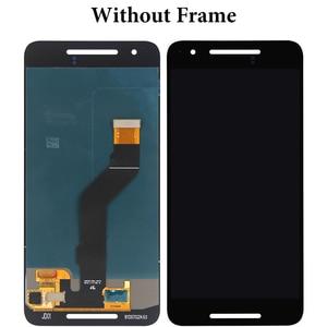 Image 3 - Cho Nexus 6P Màn Hình LCD 5.7 Inch Mới Thay Thế Bộ Số Hóa Màn Hình Với Hình Cảm Ứng Cho Nexus 6P