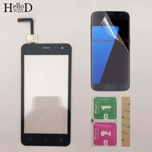 TouchScreen Touch Screen For Micromax Canvas Pace Q415 Micromax Q415 Touch Screen Digitizer Front Glass Sensor + Protector Film