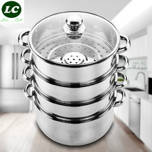FREE LAYER steamer stainless
