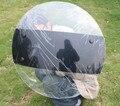 Protetor de mão portátil Rodada transparente Escudo exército Escudo PC 500 * círculo 500 MILÍMETROS à prova de Explosão motim Escudo