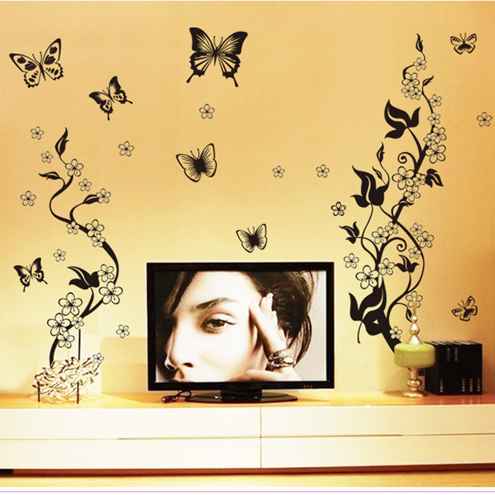 Magnificent Butterflies For Wall Art Pictures - Art & Wall Decor ...