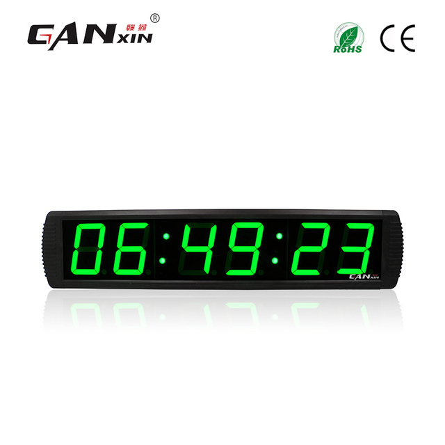 "[Ganxin]4"" large square wall clocks sunrise alarm clock"