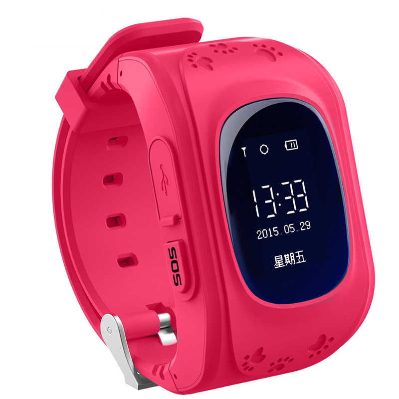 New Child Smart Phone Watch Kids Watches Boys Girls Clock Child Digital Wristwatch Electronic Wrist Watch for Boy Girl Gift