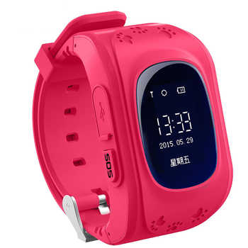 5 Colors Child Smart Phone Kids Watches Boys Girls Clock Child Digital Wristwatch Electronic Wrist Watch for Boy Girl Gift - DISCOUNT ITEM  30% OFF All Category