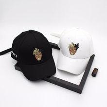 ae1ee8cc43d High Quality Cotton Singer xxxtentacion Dreadlocks Snapback Cap For Men  Women Hip Hop Dad Hat Baseball