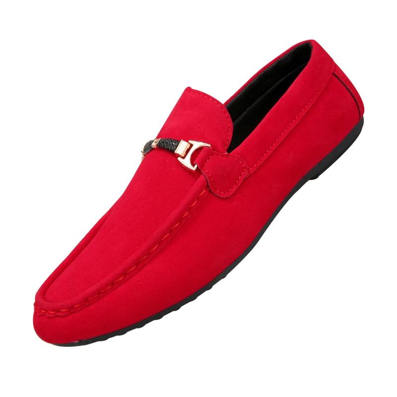 Summer Men Loafers Shoes Fashion Peas Driving Shoes Men Sneakers Flat Man Walking Footwear Big Size Summer Men Loafers Shoes Fashion Peas Driving Shoes Men Sneakers Flat Man Walking Footwear Big Size 38-46 Men's Casual Shoes