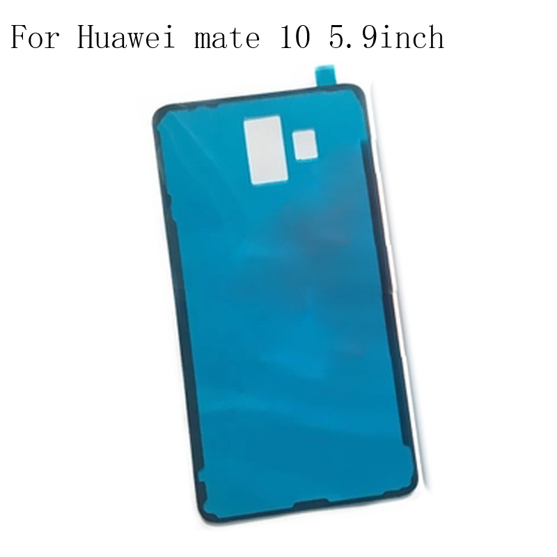 US $3 48 12% OFF|For Huawei mate 10 Battery back cover case 3MM Glue Double  Sided Adhesive Sticker Tape For Huawei mate10 5 9''inch-in Phone Sticker &