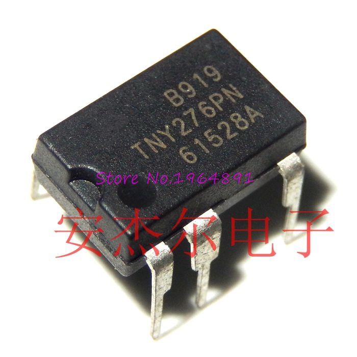 1pcs/lot TNY276P <font><b>TNY276PN</b></font> TNY276PG TNY276 DIP-7 In Stock image