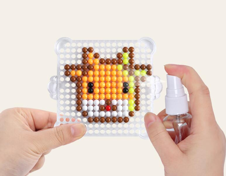 500pcs 5mm Selling DIY 3d aqua Puzzles Toy Perler Hama Beads Ball New Year Gift Perlen Learn Kids Toys 3