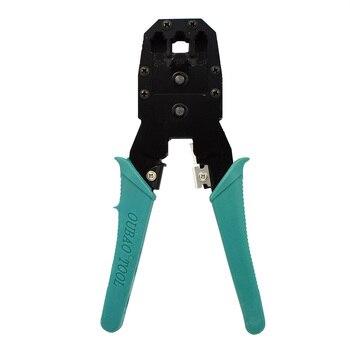 Convenient Multi Tool RJ45 Hand Tools Crimper Alicate Crimp PC Network RJ45 RJ11 Wire Cable Herramientas for 8P8C 6P6C 4P4 Plugs