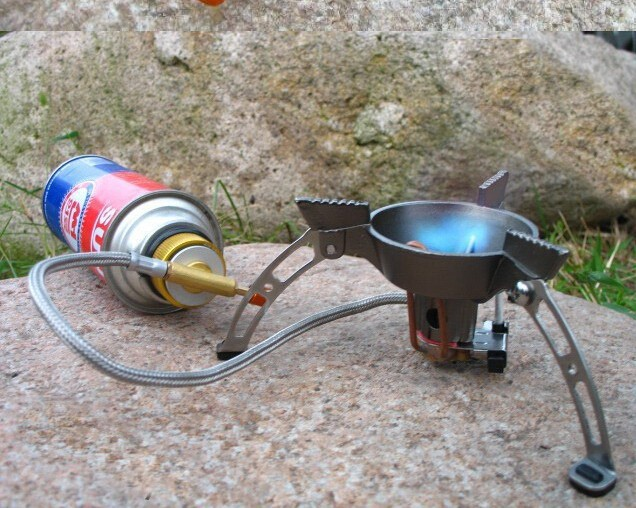 BRS-11 High quality Windproof outdoor stove gas burner camping cooker picnic cookout hiking equipment