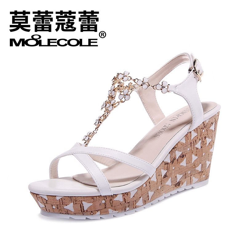 Compare Prices on Wedding Wedge Sandal Online ShoppingBuy Low