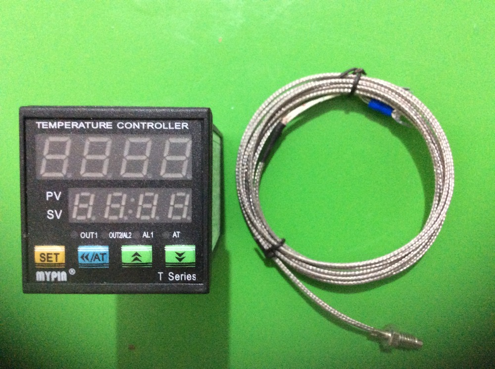 MYPIN® TA4-SNR+K Thermocouple SNR PID Dual Digital Display Temperature Controlle