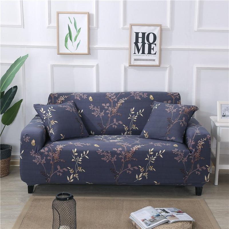 Elastic Sofa Covers For Living Room Sofa Towel Slip-resistant Sofa Cover Strech Sofa Slipcover Love Seater