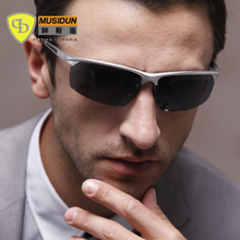 Fashion Brand Men polarized Sunglasses Driving Sunglasses vintage sport Sunglasses oculos de masculino 3 style for all day