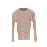 2018 New Autumn Winter Women Pullovers Sweater Knitted Elasticity Casual Jumper Fashion Slim O neck Warm Female Sweaters