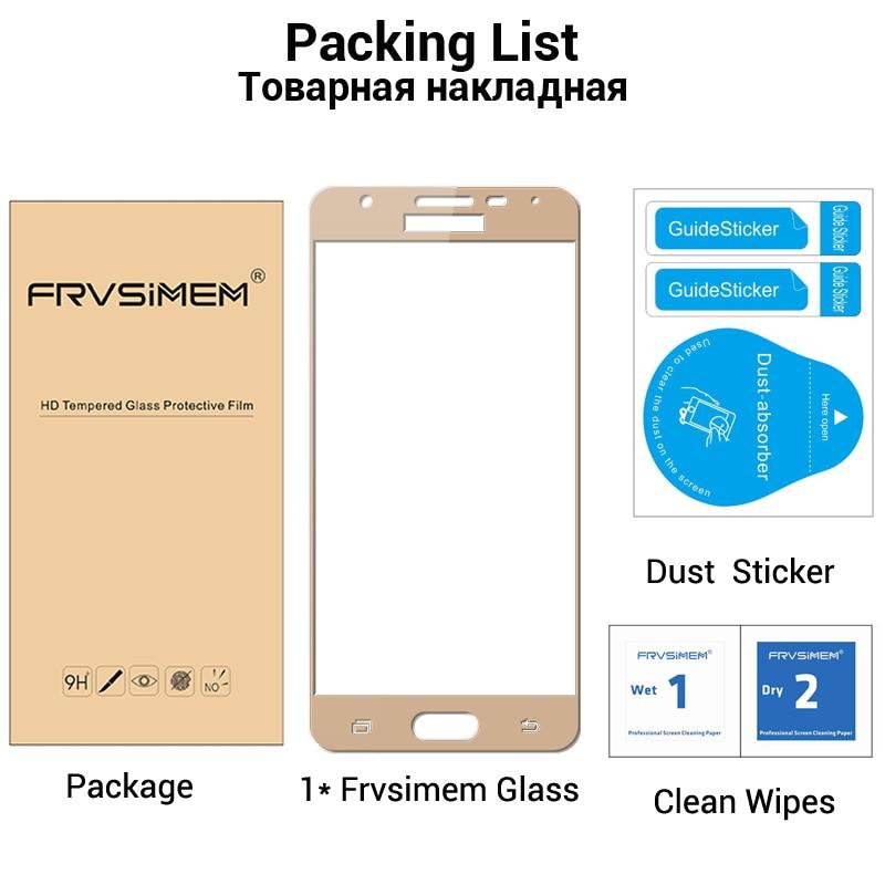 US $1 59 20% OFF|FRVSIMEM For Samsung Galaxy J2prime J2 Prime G532F Full  Cover Screen Tempered Glass J5 Prime Phone Case Protector Film J7 Prime-in